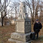 136th New York monument