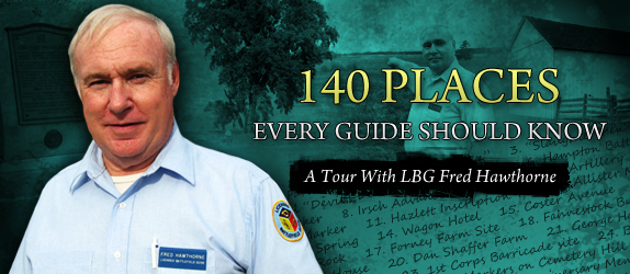 140 Places Every Guide Should Know