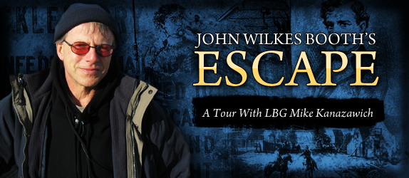 John Wilkes Booth's Escape