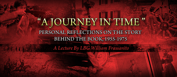 "William Frassanito: ""A Journey in Time"" Image of War Seminar"