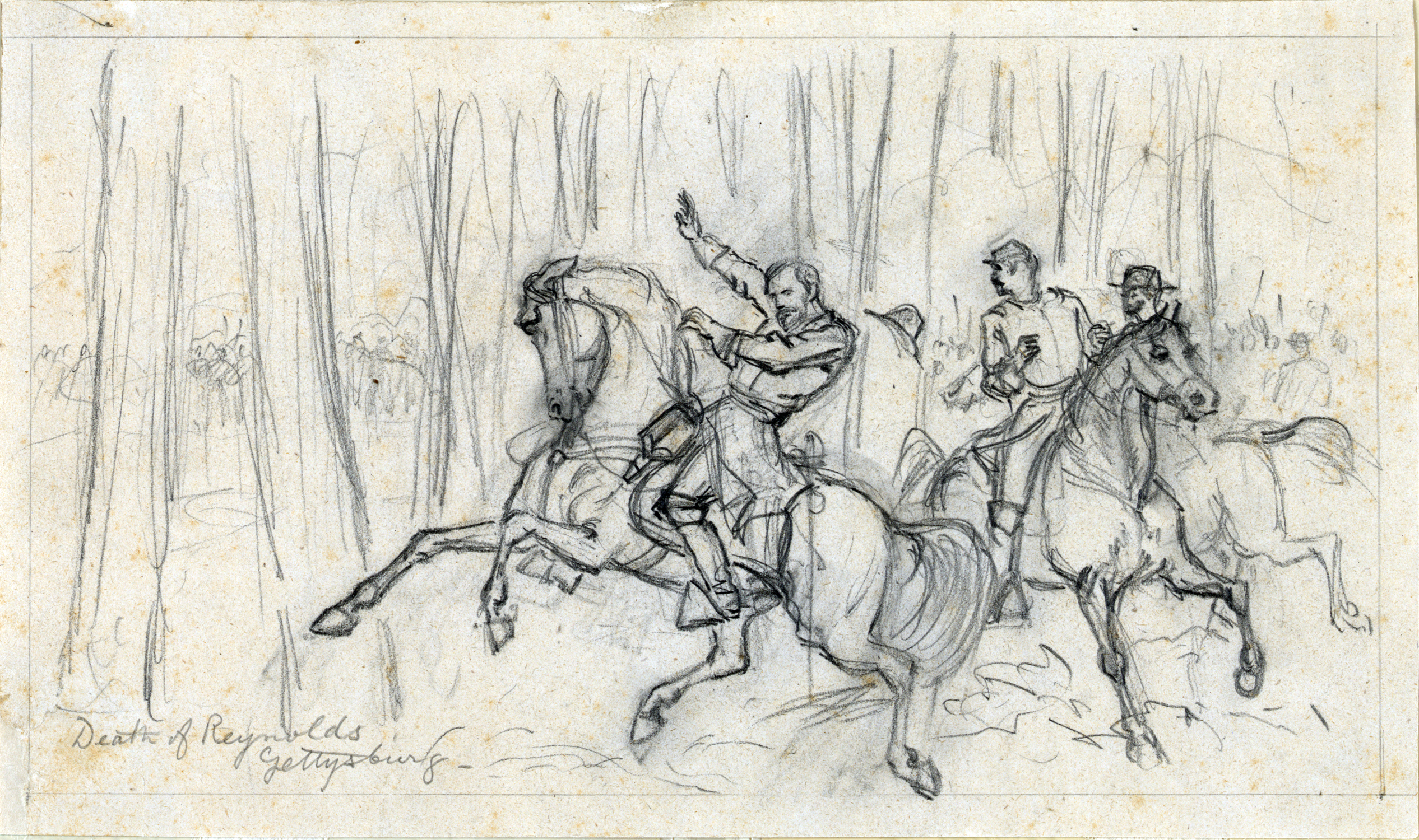 Civil War Soldier Drawings Wallpapers Waud was with the Army of the
