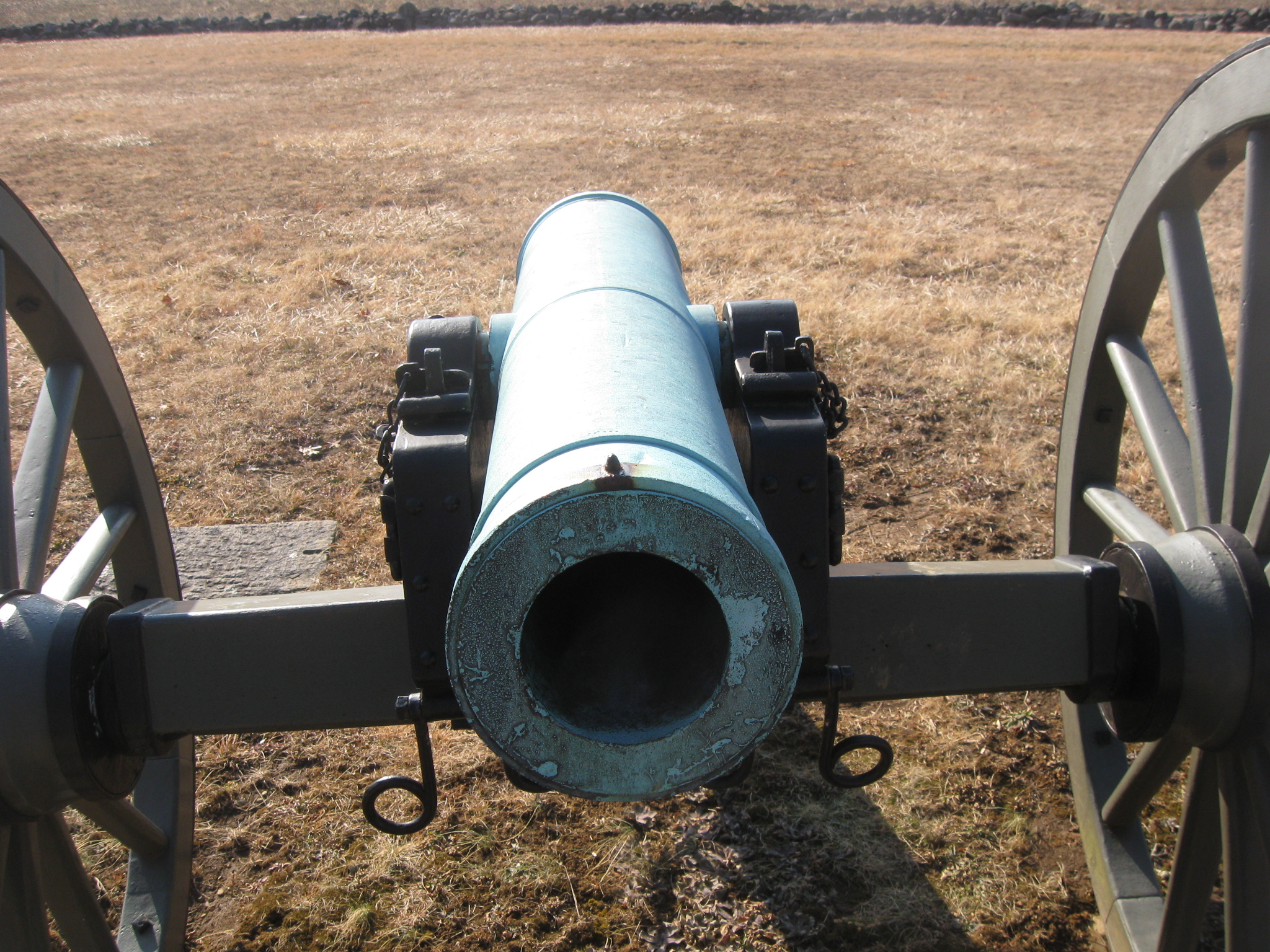Gettysburg Artillery Part 2 with Licensed Battlefield Guide
