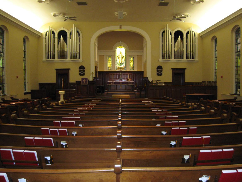 Gettysburg S Christ Lutheran Church Part 1 Gettysburg Daily