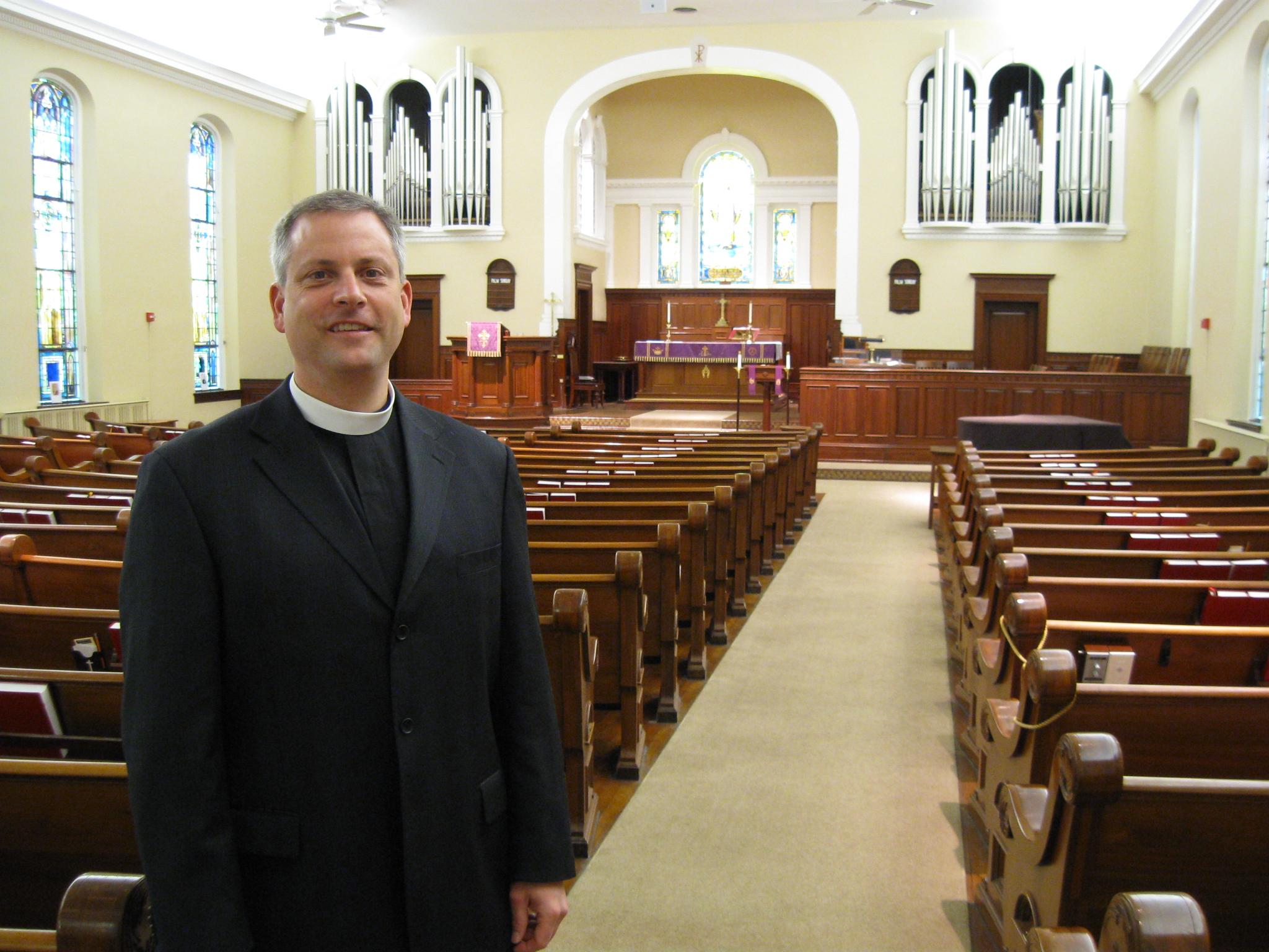Gettysburg's Christ Lutheran Church Part 2 | Gettysburg Daily