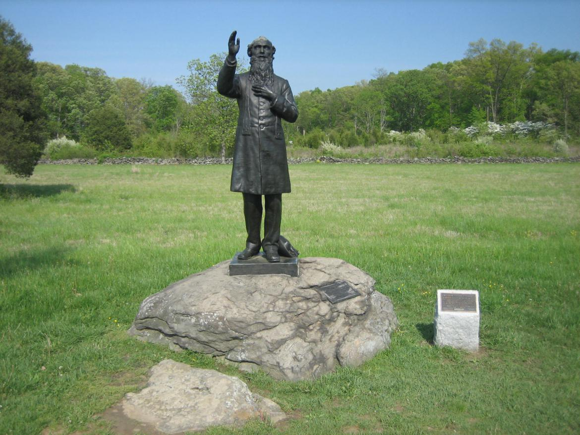 Father William Corby | Gettysburg Daily