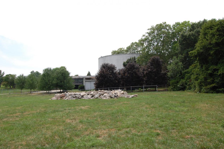 The Gettysburg Cyclorama Building Gettysburg Daily