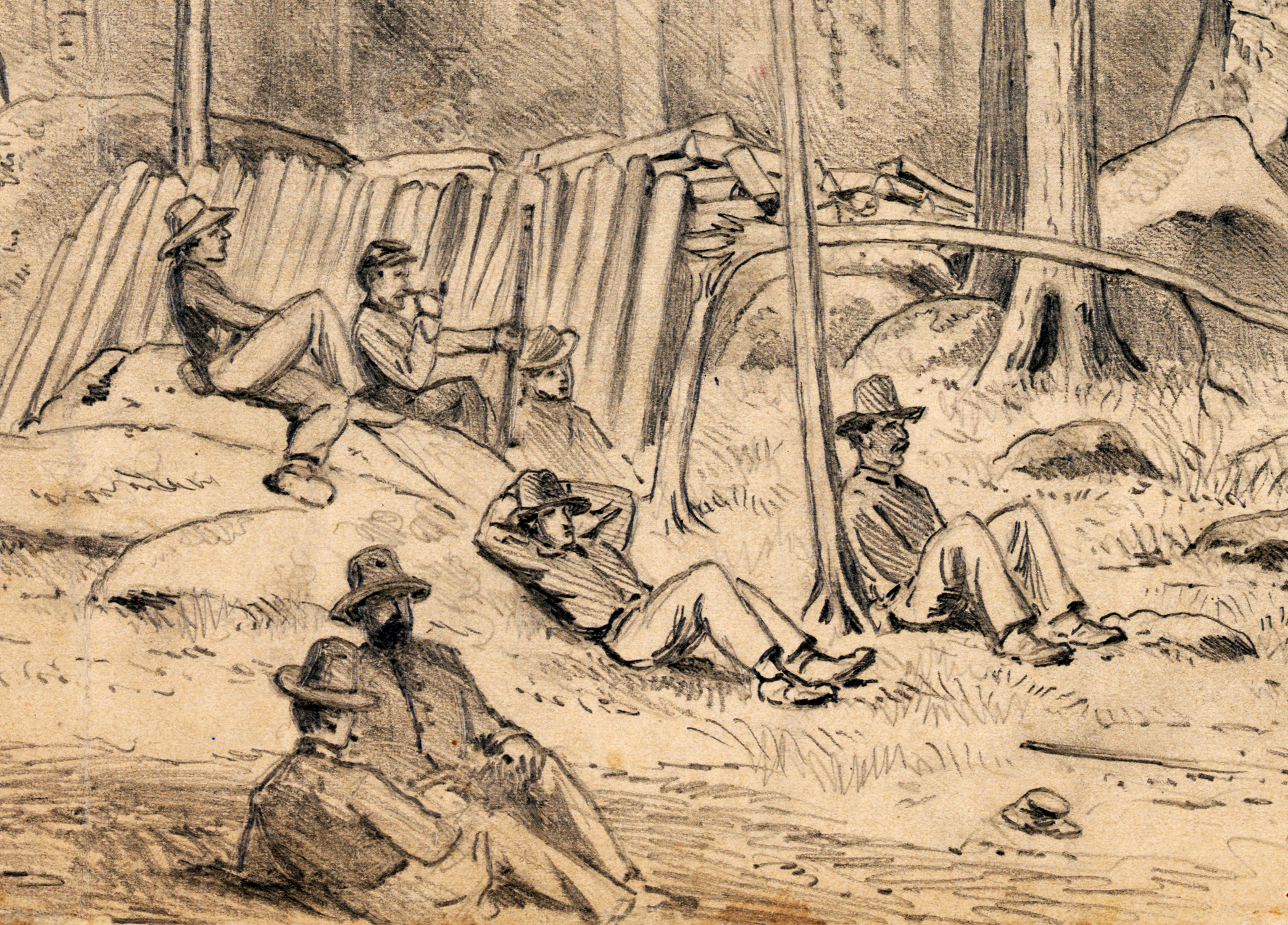 the gettysburg sketches of edwin forbes gettysburg daily