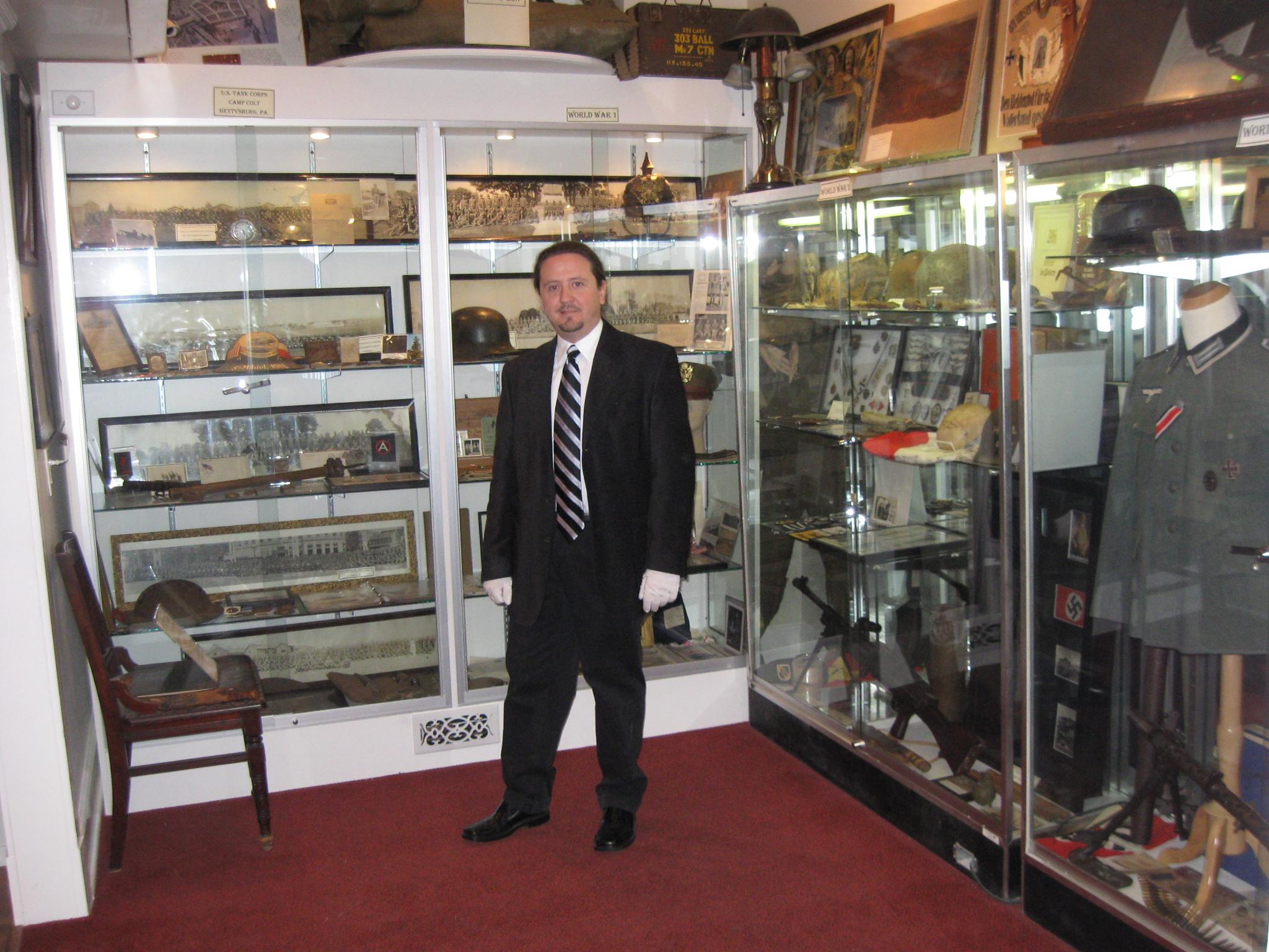 Gettysburg Museum Of History Part 3 With Erik Dorr