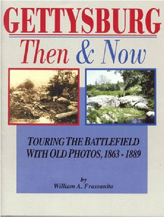 Then and Now: Touring the Battlefield With Old Photos, 1863-1889