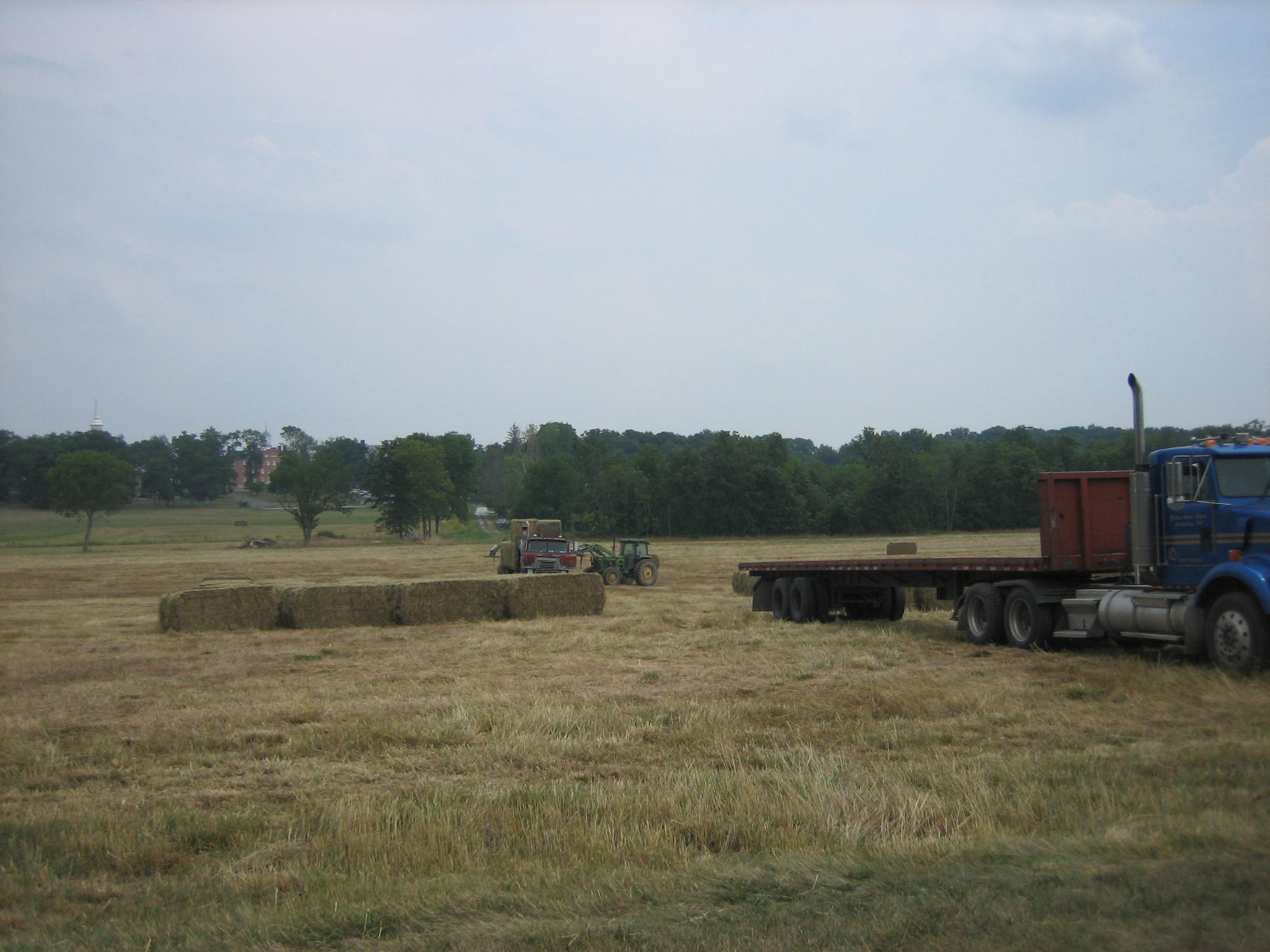 Bale Bed Trucks For Sale In Montana