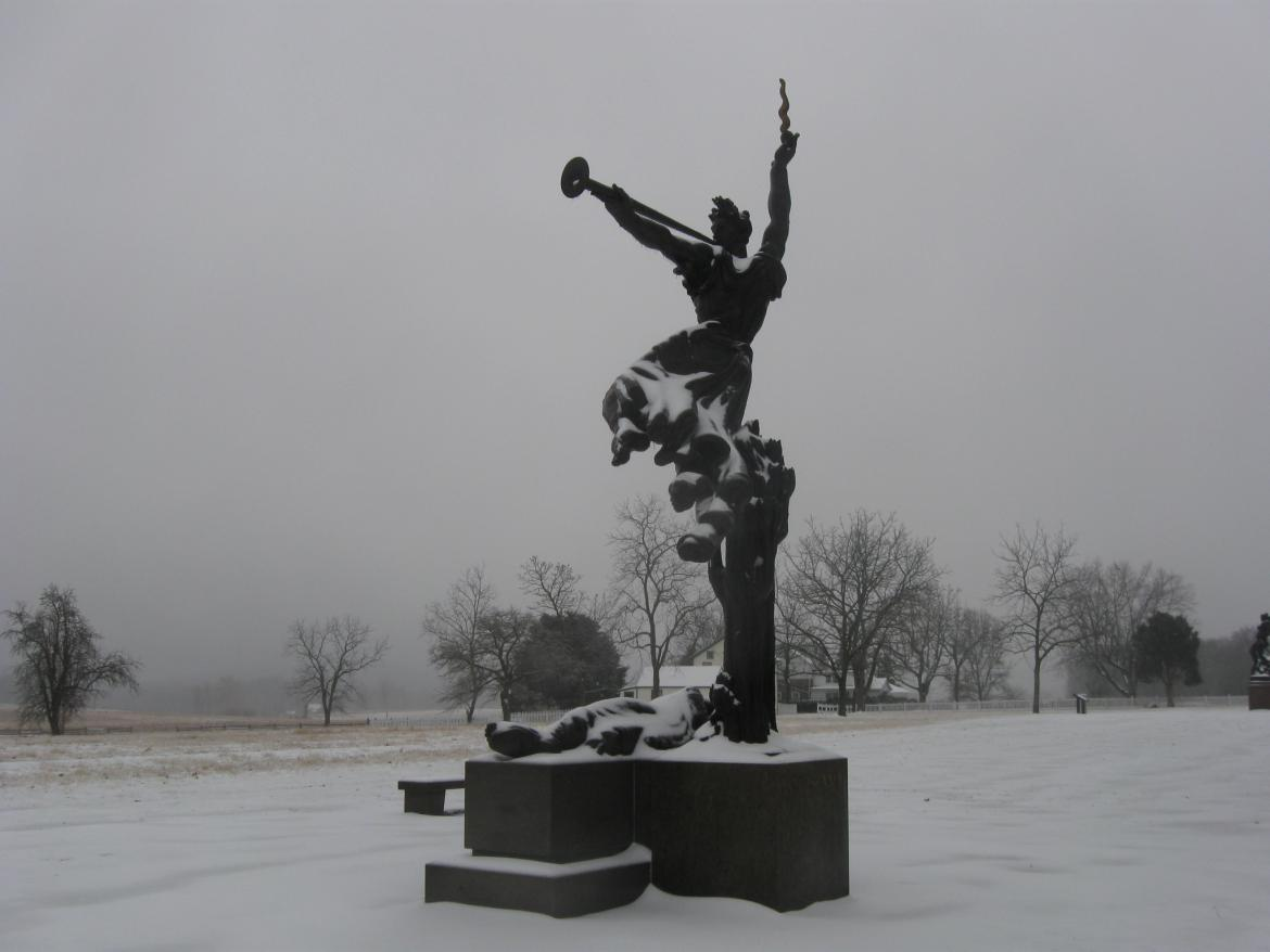 Louisiana State Monument at Gettysburg
