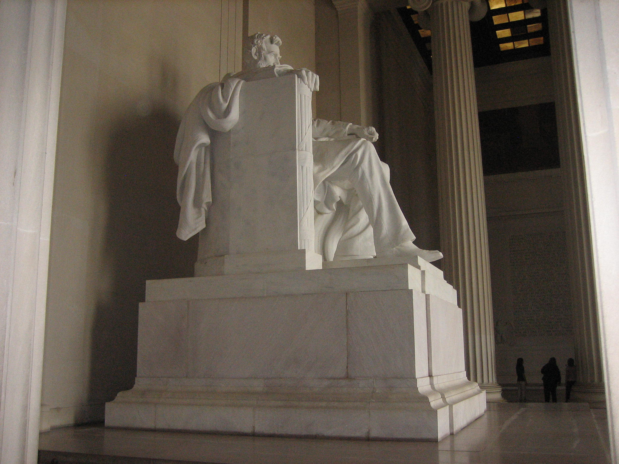 North Park Lincoln >> Lincoln Memorial   Gettysburg Daily