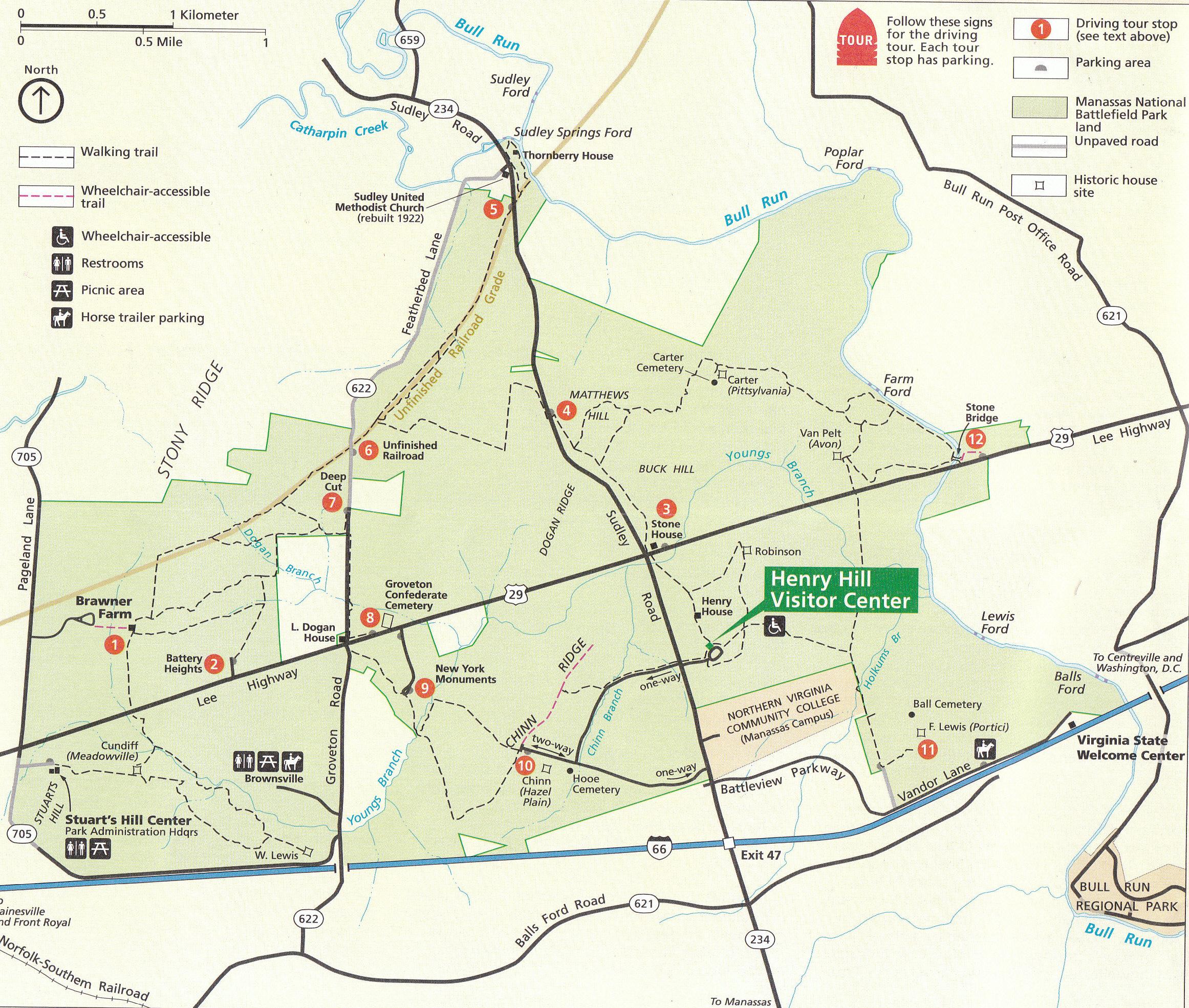 Manasses Battlefield Park Nature Journaling