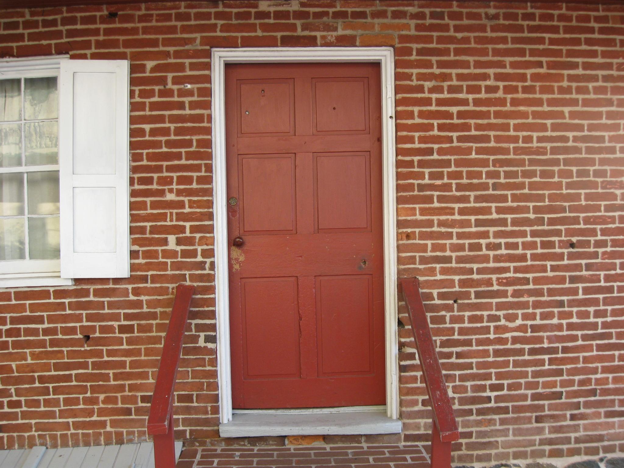 Mcclellan House Jennie Wade House Battle Damage