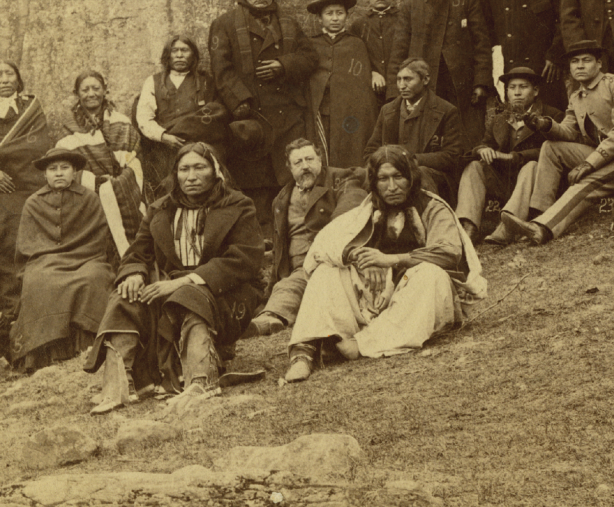 americanizing the white man indian affairs Start studying english 11 how would the meaning of an indian's view of indian affairs i will tell you in my way how the indian sees things the white man.