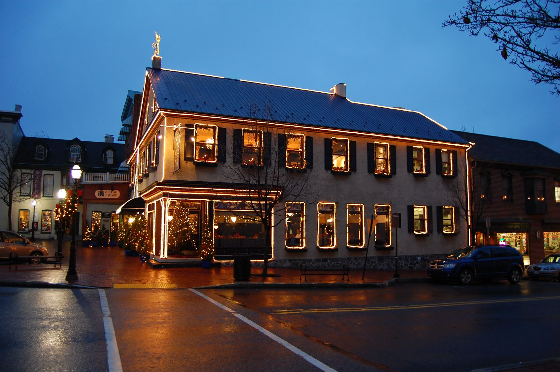 Selected Evening Holiday Photos Gettysburg Daily