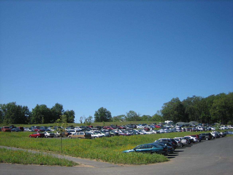 Weekend parking