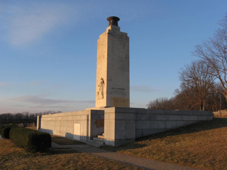 Eternal Light Peace Memorial vandalism