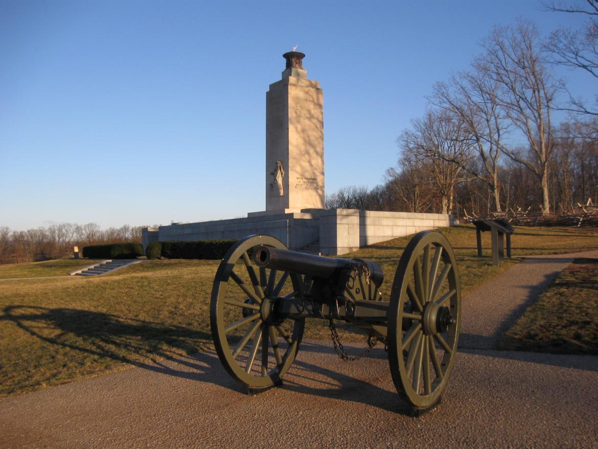 Orange Battery of Carter's Artillery Battalion