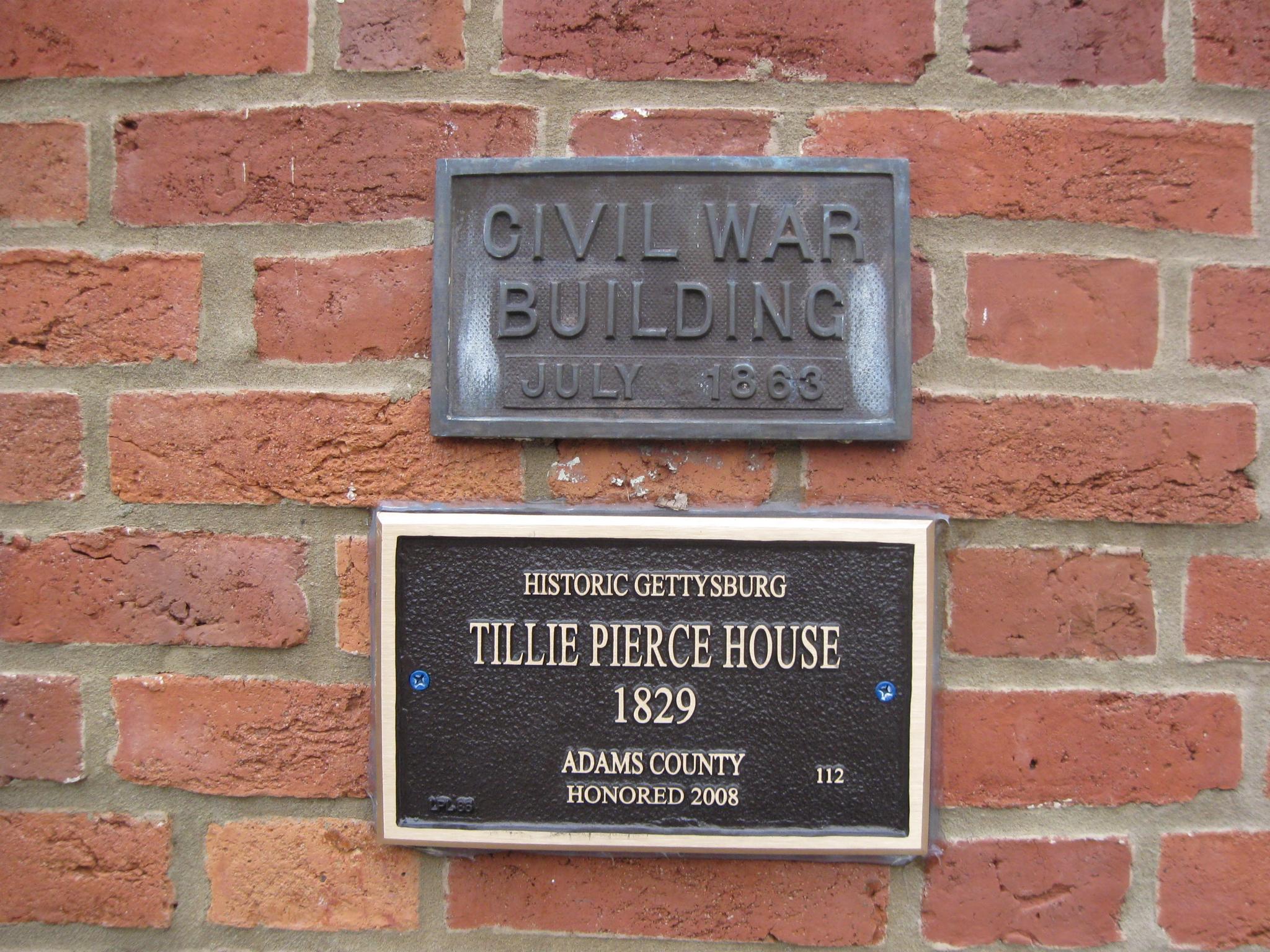 Some James Pierce House Tillie Pierce House Christmas