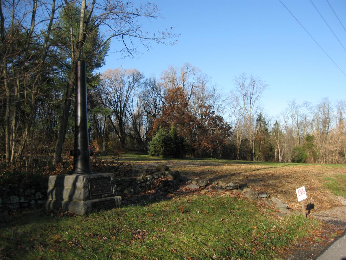 Backyard Hill Removal : Now the house and the trees in the front yard are gone This view was