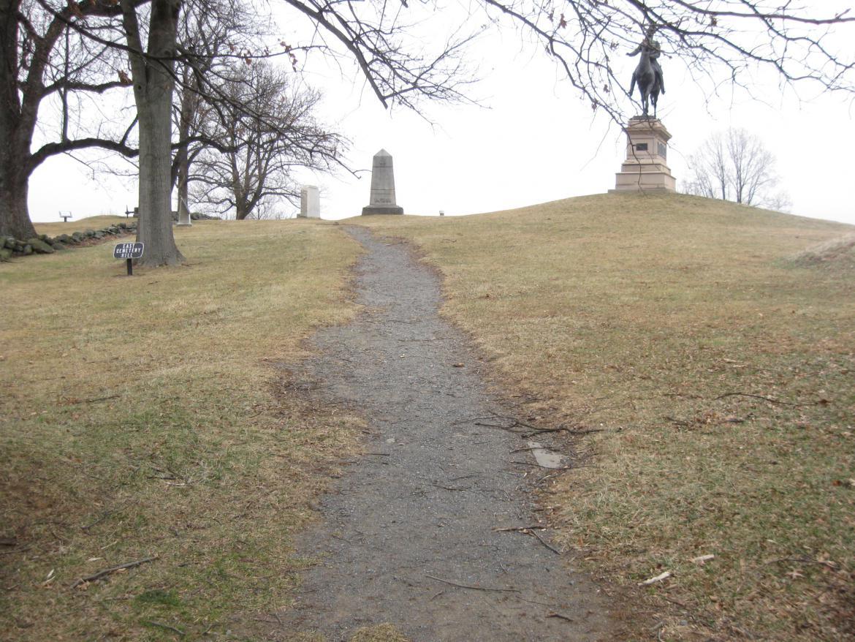 Modern Cemetery Hill