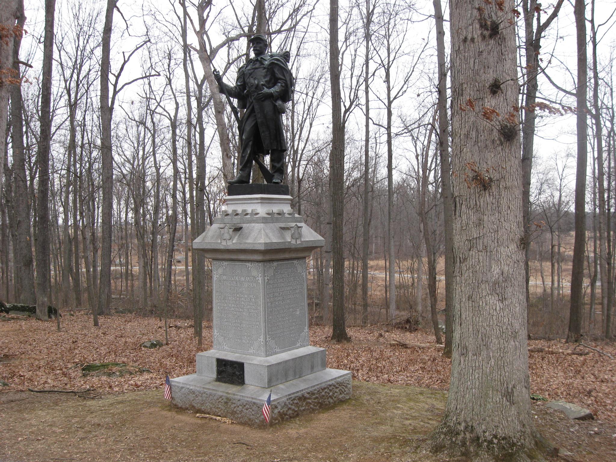Licensed Battlefield Guide Rich Kohr: Gettysburg Electric ...