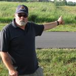 Stuart describing Krzyzanowski's Brigade