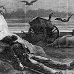 An Incident of Gettysburg–The Last Thought of a Dying Father