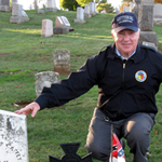 Fred Hawthorne in Evergreen Cemetery
