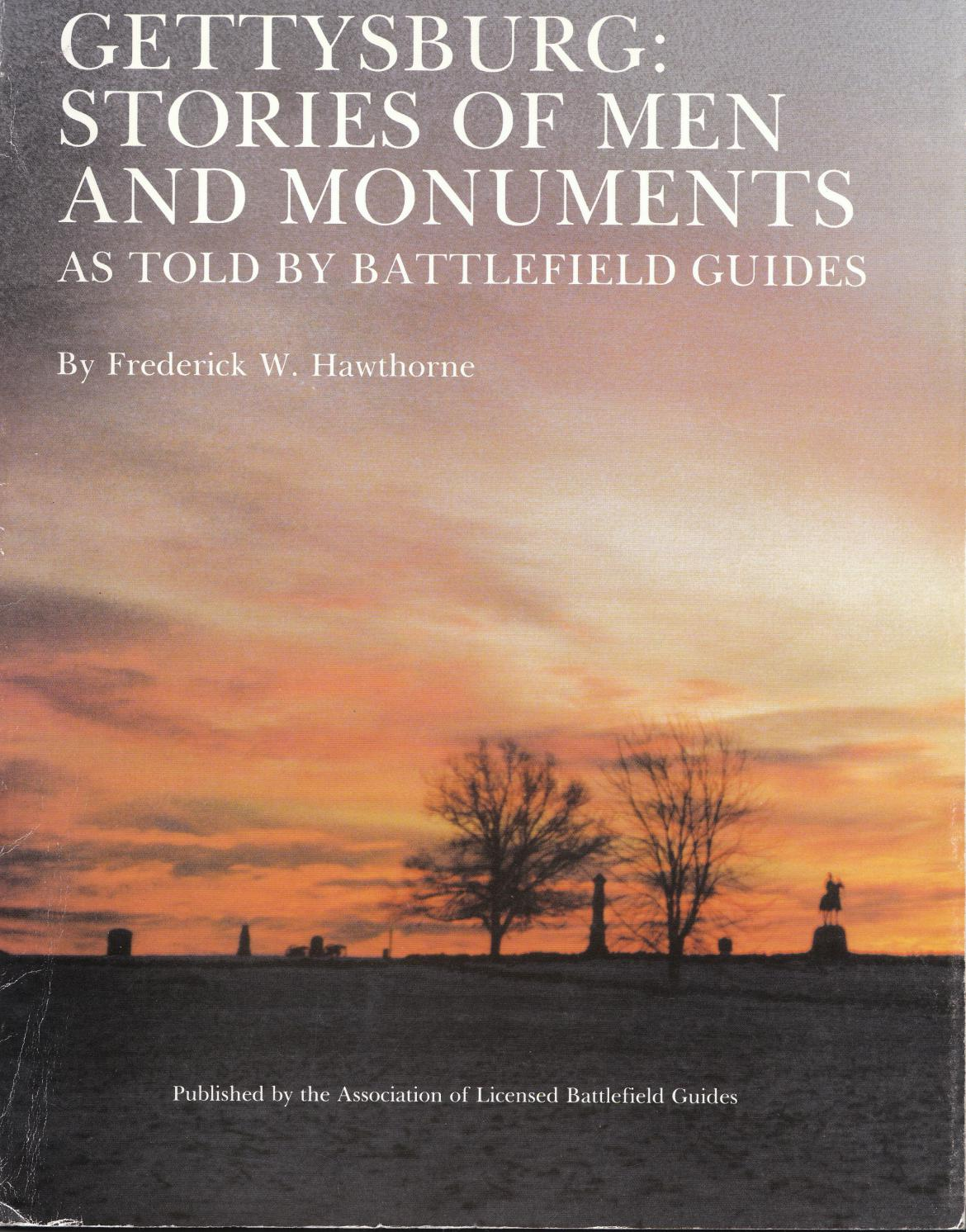 140 Places Every Guide Should Know Part 4: Gettysburg LBG Fred Hawthorne