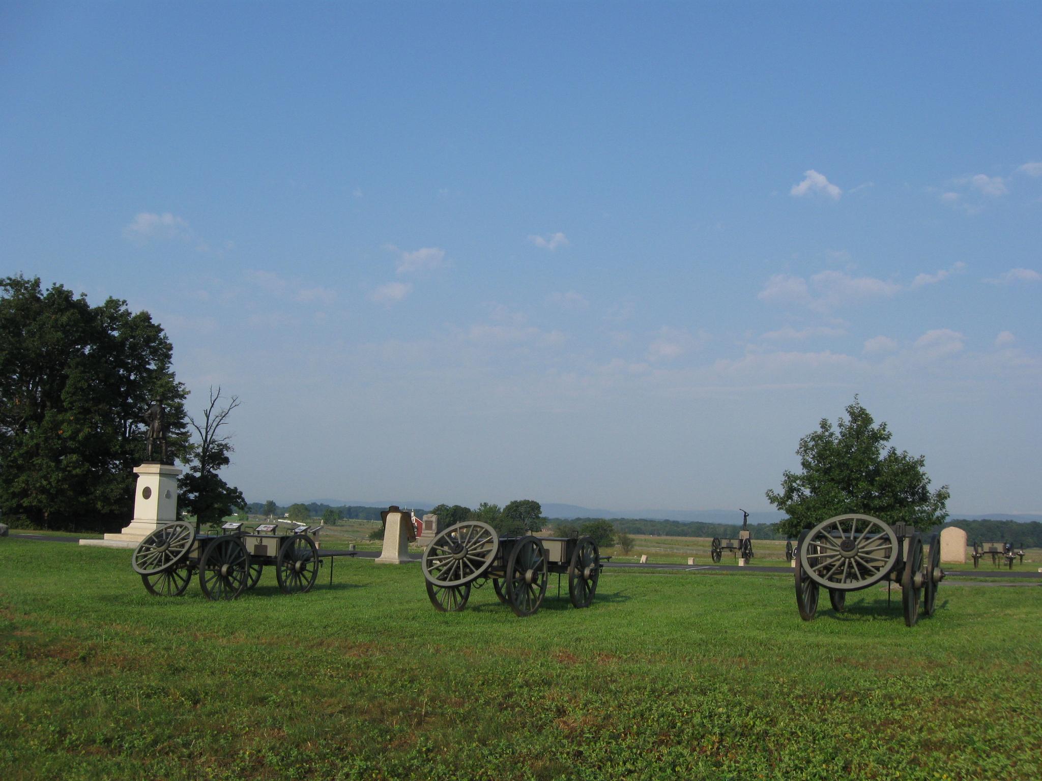 Battery B, 1st Pennsylvania Light Artillery