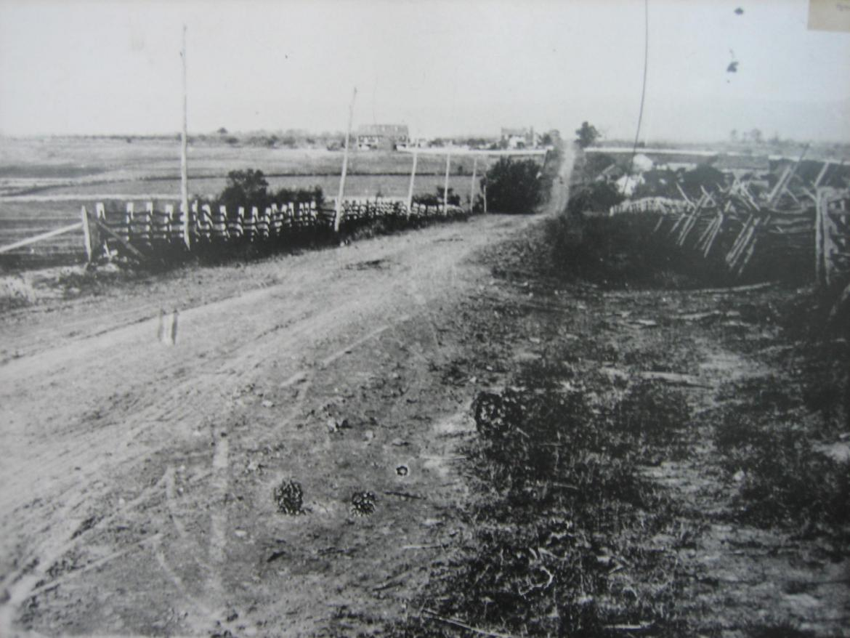 William Tipton photograph from McPherson's Ridge