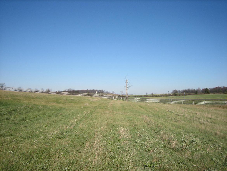 Facing north on McPherson's Ridge