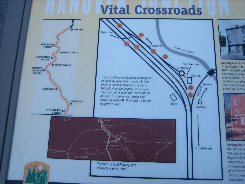 Wayside map