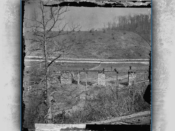 Northern Central Railroad Bridge 1860s