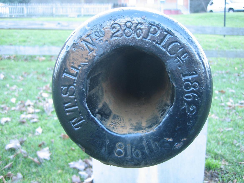 No. 286 cannon
