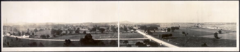 1913 Ziegler's Grove panorama