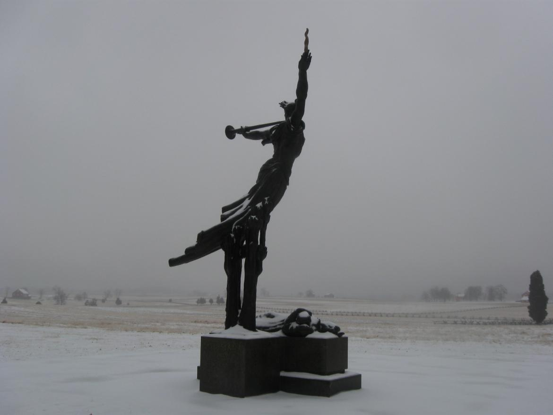 Louisiana State Monument at Gettysburg