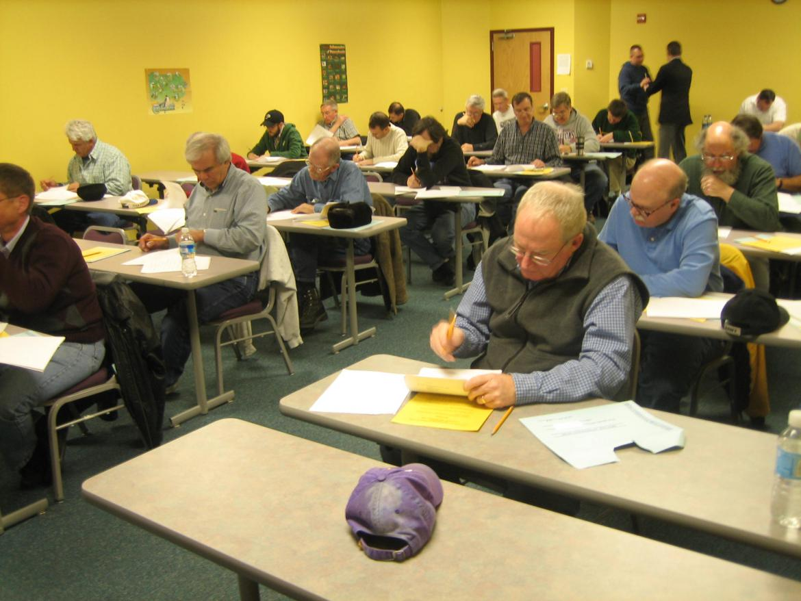 Gettysburg Licensed Battlefield Guide Exam 2008 ...
