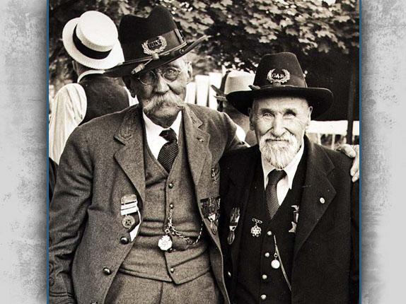 Gettysburg veterans