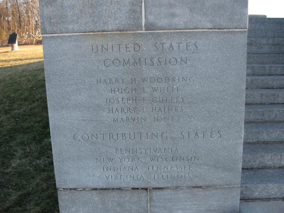 List of United States Commissioners
