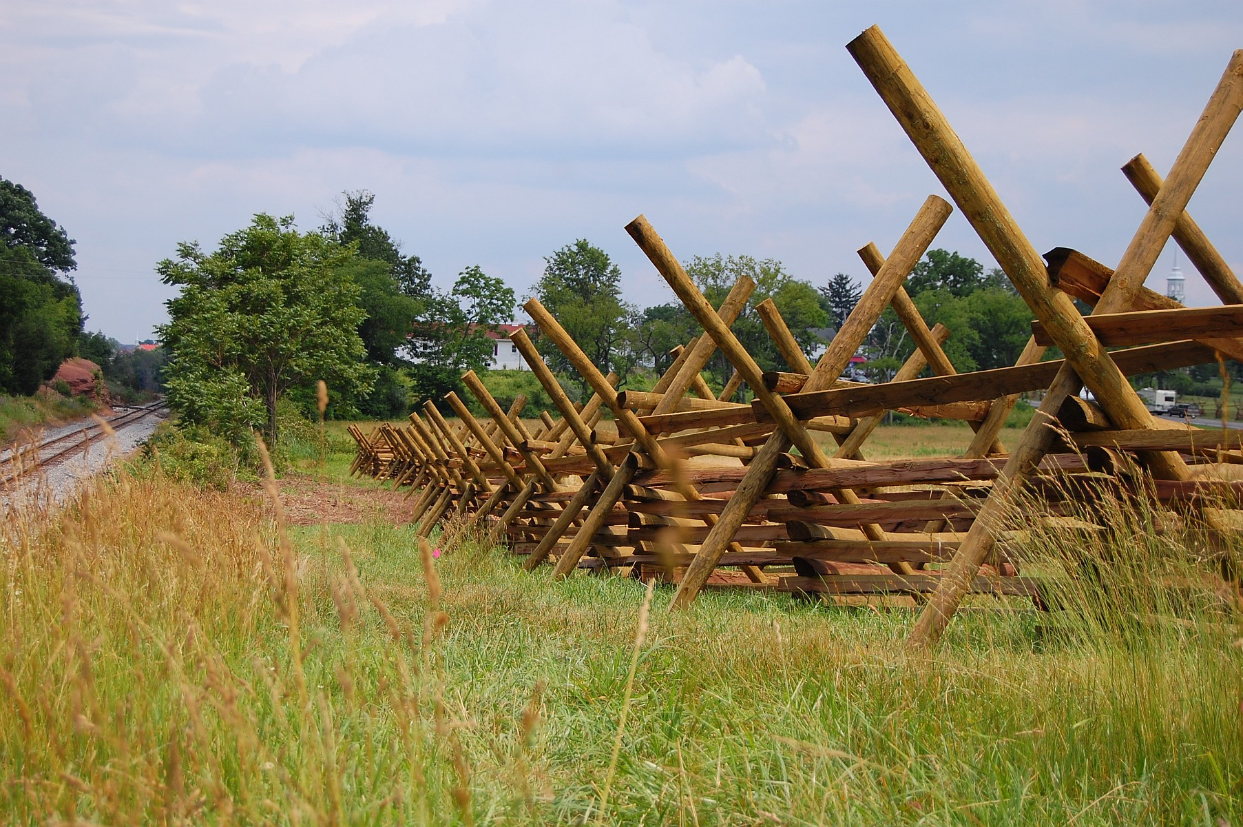 National Park Service Will Remove Fences Along Railroad ...