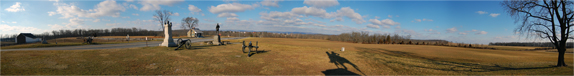 McPherson's Ridge Panorama
