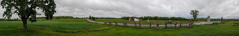 McPherson's Ridge Panorama