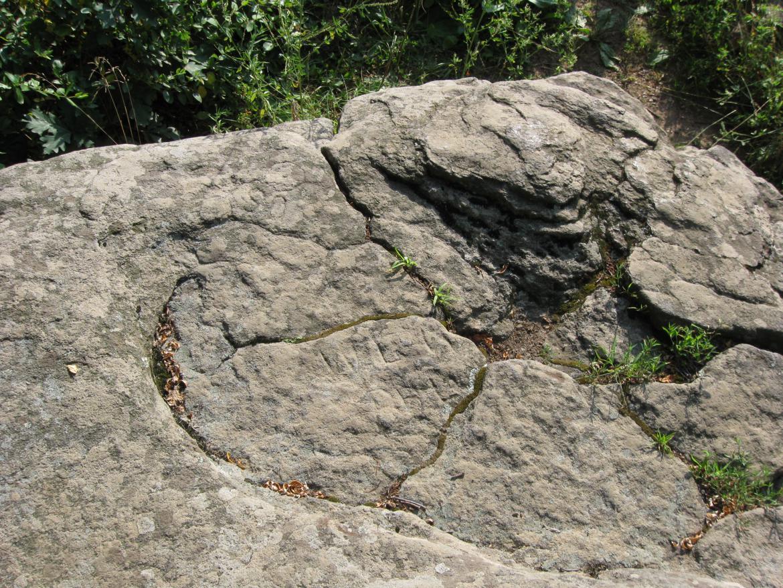 Gettysburg Rock Carvings 6 With Licensed