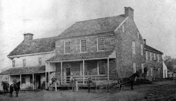 Adams County Civil War Taverns Part 6 Gettysburg Lbg John