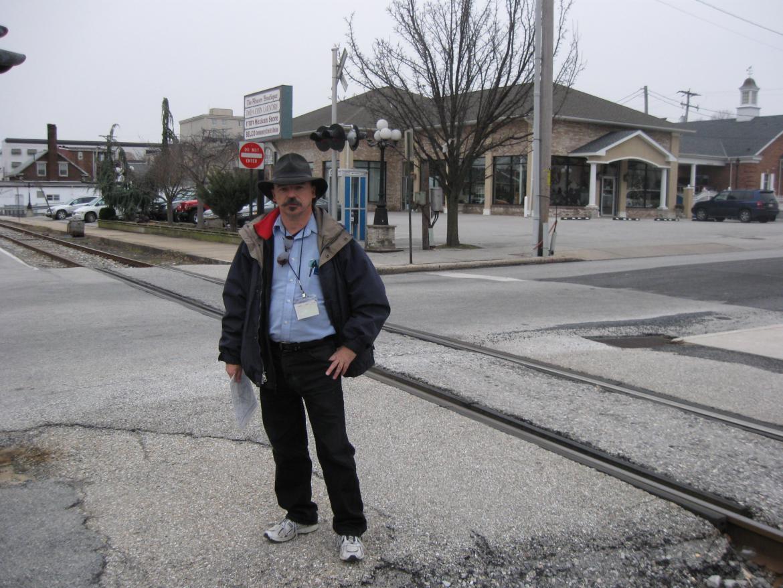 Washington Street and Railroad Street