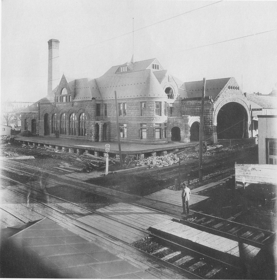 Gettysburg electric powerhouse