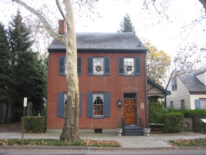 Hanover 39 s henry winebrenner house gettysburg daily for The hanover house